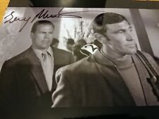 Terrance  Mountain  SIGNED   1969  OHMSS Black  and  White  8  x 10  Photograph