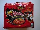 1, 2, 5 packs Samyang 2X Spicy Hot Chicken Korean Ramen Fire Noodle Challenge