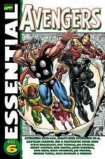 Essential Avengers, Vol. 6 (Marvel Essentials) (TP) Ste