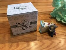 Charming Tails How Many Candles Mouse Birthday Limited 89/713 Fitz And Floyd
