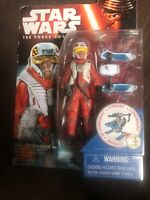 2015 STAR WARS THE FORCE AWAKENS - X WING PILOT ASTY - Free Shipping