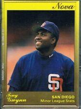 Tony Gwynn Single Baseball Cards