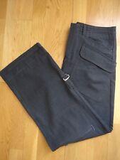 JOSEPH Pantalon laine gris TM ou 40