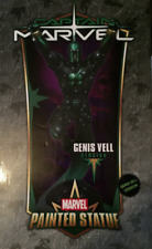 CAPTAIN MARVEL GENIS VELL STATUE BY BOWEN DESIGNS (FACTORY SEALED, BRAND NEW)