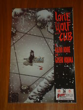 LONE WOLF AND CUB BOOK 26 FIRST COMICS GRAPHIC NOVEL 0915419556
