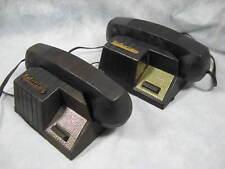 Vtg REMCO Telecom Inter-Phone System Phones for Restoration or Parts