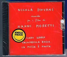 NICOLA PIOVANI MUSICHE PER I FILM NANNI MORETTI CD F.C. SIGILLATO!!!