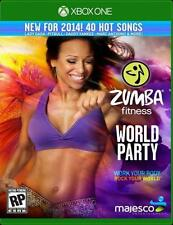 Zumba Fitness World Party (Microsoft Xbox One, 2013)
