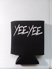 Yee Yee Can Cooler (2Pack) Black And White (New)