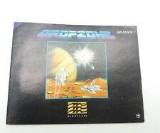 Dropzone NES - Anleitung A-Ware