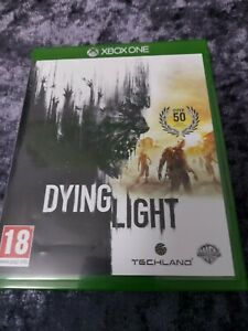 XBOX ONE GAME - DYING LIGHT