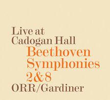 Beethoven / Gardiner / Orchestre Revolutionnaire - Syms 2 & 8 [New CD]