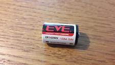 BATTERY EVE ER14250V 3,6V NEW PILE LITHIUM