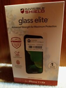ZAGG Invisible Shield Glass Elite Screen Protection iPhone 11/XR