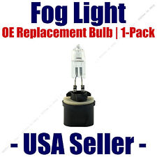 Fog Light Bulb 1pk 50W OE Replacement - Fits Listed Oldsmobile Vehicles 885