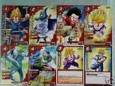 Miracle Battle Carddass J Hero Part3 DRAGONBALL Kai Card AS03 C Complete 8P Set