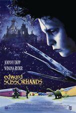 Edward Scissorhands 35mm Film Cell strip very Rare var_e