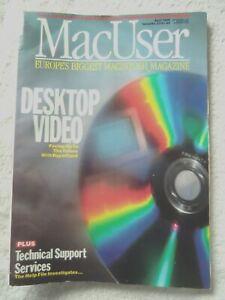 76462 Issue 22 Mac User Magazine 1988