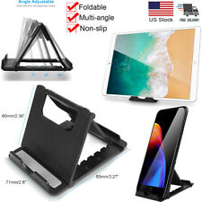 360° Foldable Cell Phone Tablet Stand Dock Holder Mount Cradle For iPhone iPad