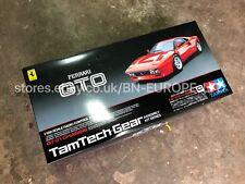 TAMIYA FERRARI GTO RED BRAND NEW BOXED RC RADIO CONTROL CAR COLLECTORS