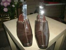 Clarks High Heel (3-4.5 in.) Women's Slip On, Mules Shoes