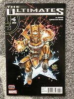 ULTIMATES #6 1st Print Lifebringer Galactus 2016 Possible King in Black? VF