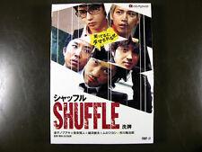 Japanese Movie Drama Shuffle DVD