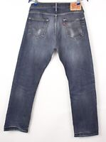 Levi's Strauss & Co Hommes 501 Jeans Jambe Droite Taille W33 L32 BBZ521