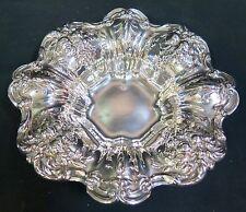 Vintage Francis I Sterling Silver Bon Bon Dish