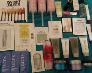 Lot Of 30 High End  Designer Beauty Products. Sample,  Travel & full  Sizes.