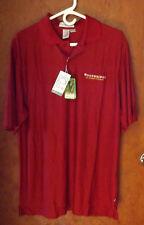 Robert Mondavi Woodbridge Wine Golf Shirt. Men's Large. New w/Tags Il-Migliore