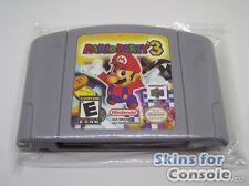 Mario Party 3 Nintendo 64 N64 Game Cartridge card
