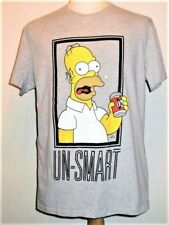 Un-Smart HOMER SIMPSON The Simpsons T-shirt, XL