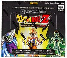 Dragon Ball Z Heroes & Villains Booster Box