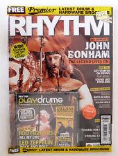 Rhythm Magazine & CD: Dec 2003, John Bonham, Foo Fighters...Etc.