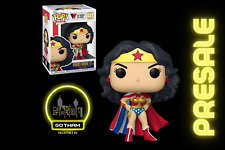 Wonder Woman 80th Anniversary Classic with Cap Pre-Sale - Ships by December 2021