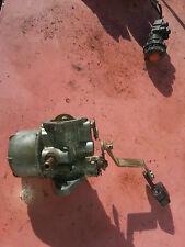 carburateur volvo penta 90 hors bord 9,9