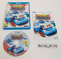 Nintendo Wii U - Sonic All Stars Racing Transformed - PAL
