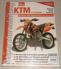 Reparaturanleitung KTM LC4 Enduro Duke Supermoto Adventure – ab Modelljahr 1987