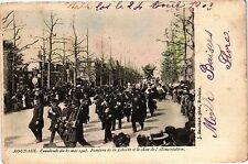 CPA Roubaix .- Cavalcade du  31 mai 1903 (193325)
