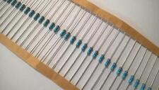 ZS59 Lot 100 pcs SEI RNM Series Metal Film Resistor 86.6K Ohm 1% 1/2W Axial