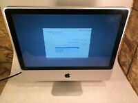 "Apple iMac 20"" A1224 2009 Intel C2D 2.66GHz 4GB 320GB OSX 10.11 Desktop Computer"