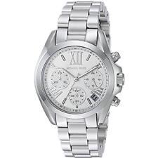 Michael Kors MK6174 Bradshaw хронограф шампанское циферблат Серебристый тон наручные часы