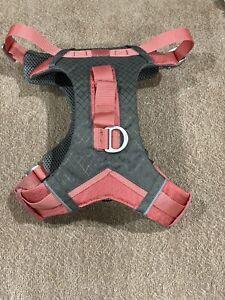 Kurgo Journey Dog Harness Size: Medium - Pink - Grey