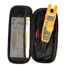 Fluke T6-1000 Clamp Continuidad Current Eléctrico Clamp Meter with Carry Case