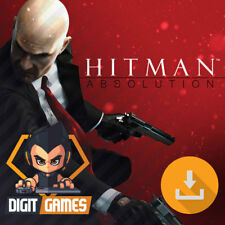 Hitman Absolution - Steam Key / PC Game - Assassin / Action [NO CD/DVD]
