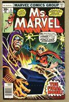 Ms. Marvel #4-1977-fn 6.0 Chris Claremont Jim Mooney Ms Marvel