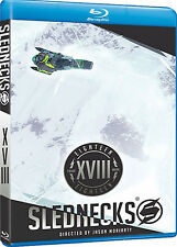 Slednecks 18 Blu-Ray Snowmobile Movie Film Video Winter Sports