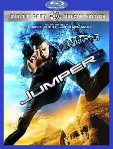 Jumper (Blu-ray Disc, 2008, 2-Disc Set)
