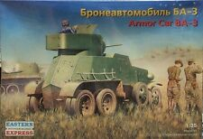 Eastern Express 1/35 Soviet WWII Armored Car BA-3 35125